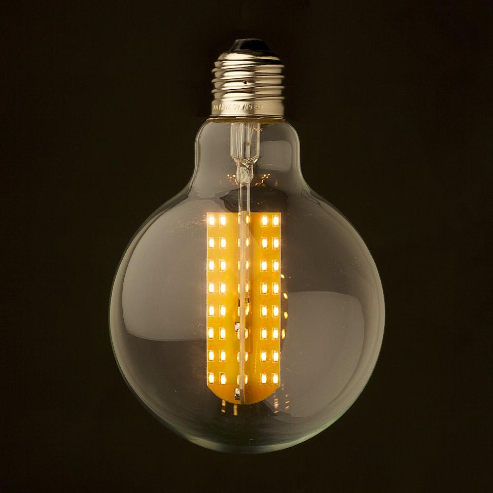 Edisonian Steampunked Led Lightbulbs Boing Boing