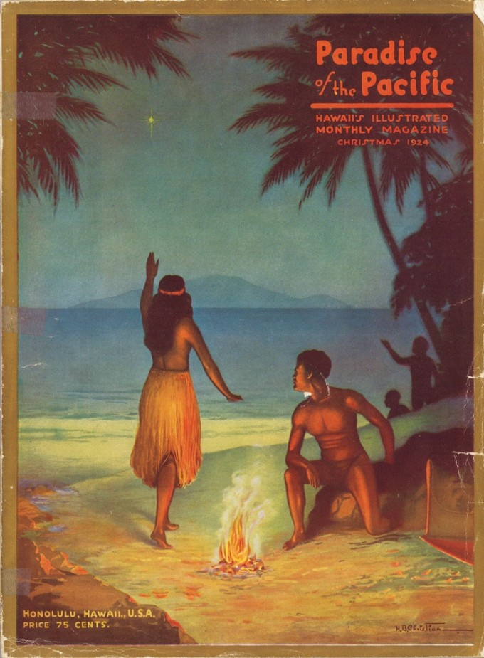'Paradise of the Pacific' 1912 Magazine. Courtesy Smithsonian National Air and Space Museum [airandspace.si.edu]