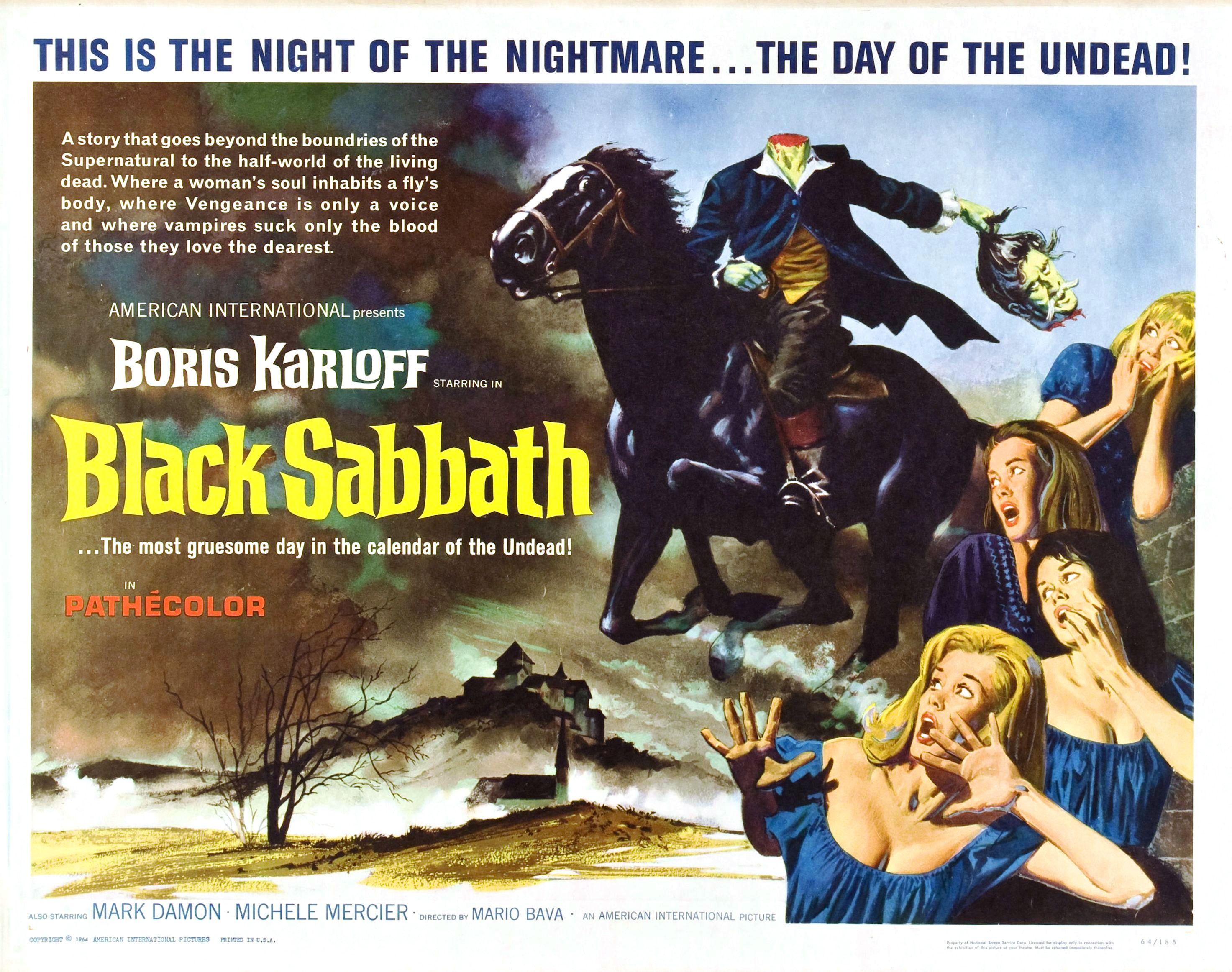 HMM black sabbath 2