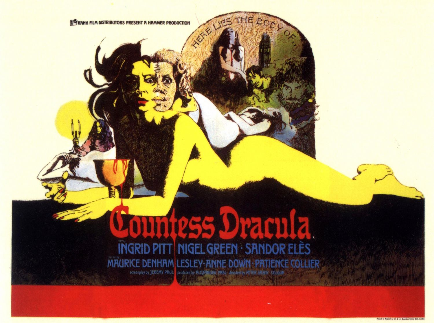 HMM countess dracula
