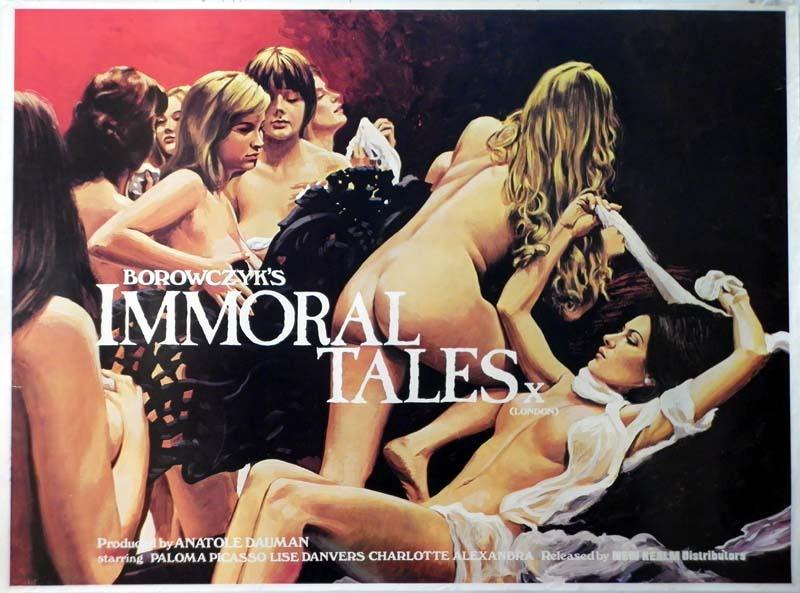 HMM immoral tales
