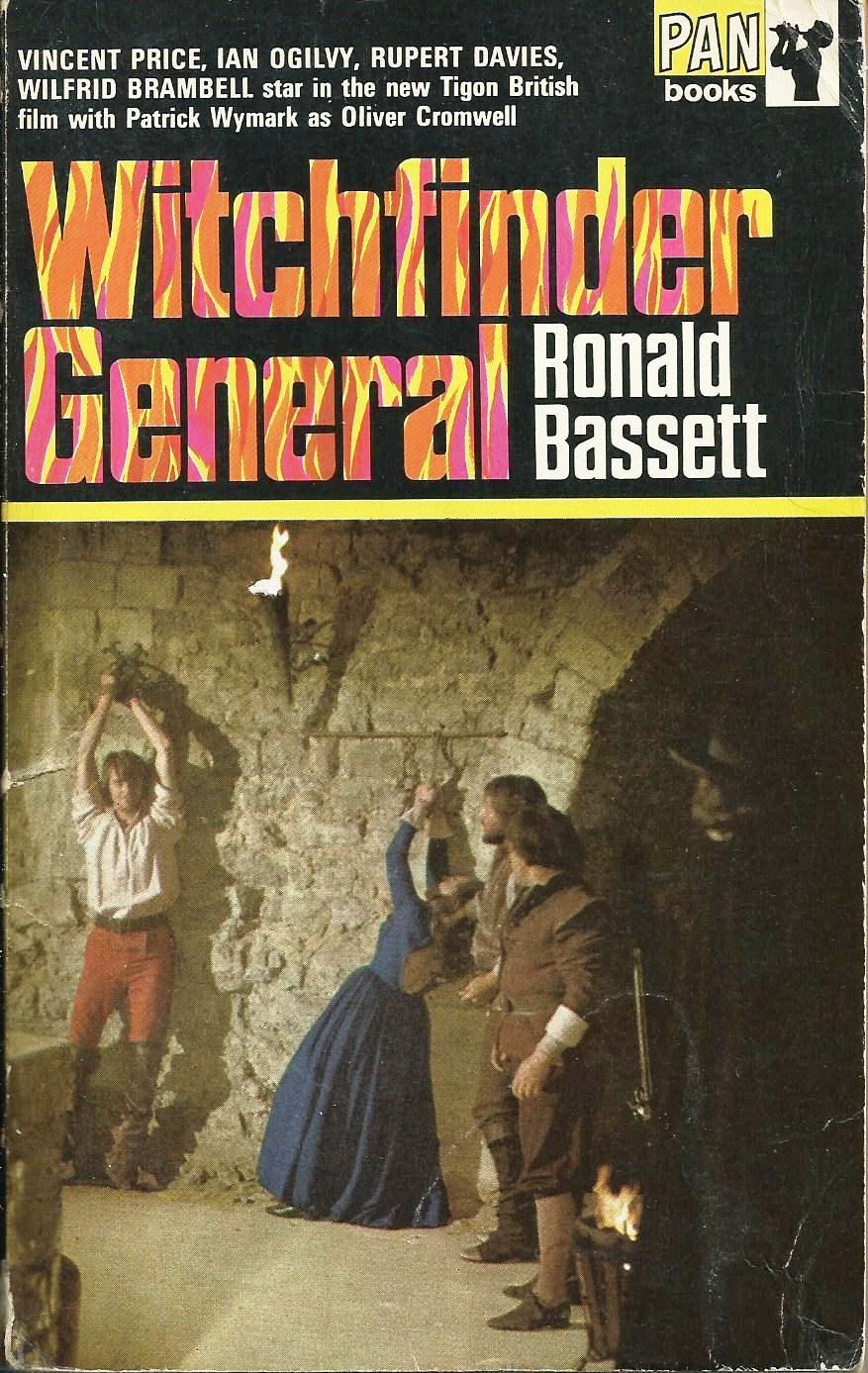 HMM witchfinder general book