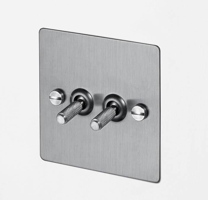 Industrial-style Light Switches / Boing Boing