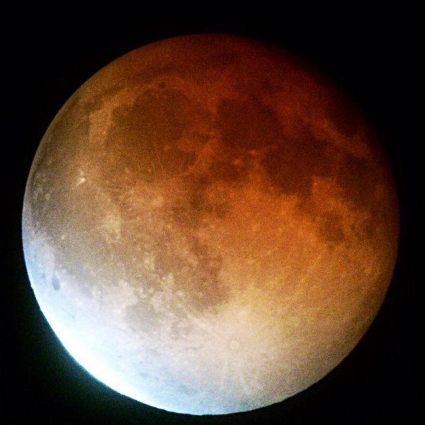 """How to view the """"Blood Moon"""" lunar eclipse, in the wee ..."""