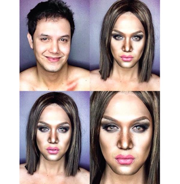 Tyra Banks Japan: Makeup Artist Transforms Himself Perfectly Into Various