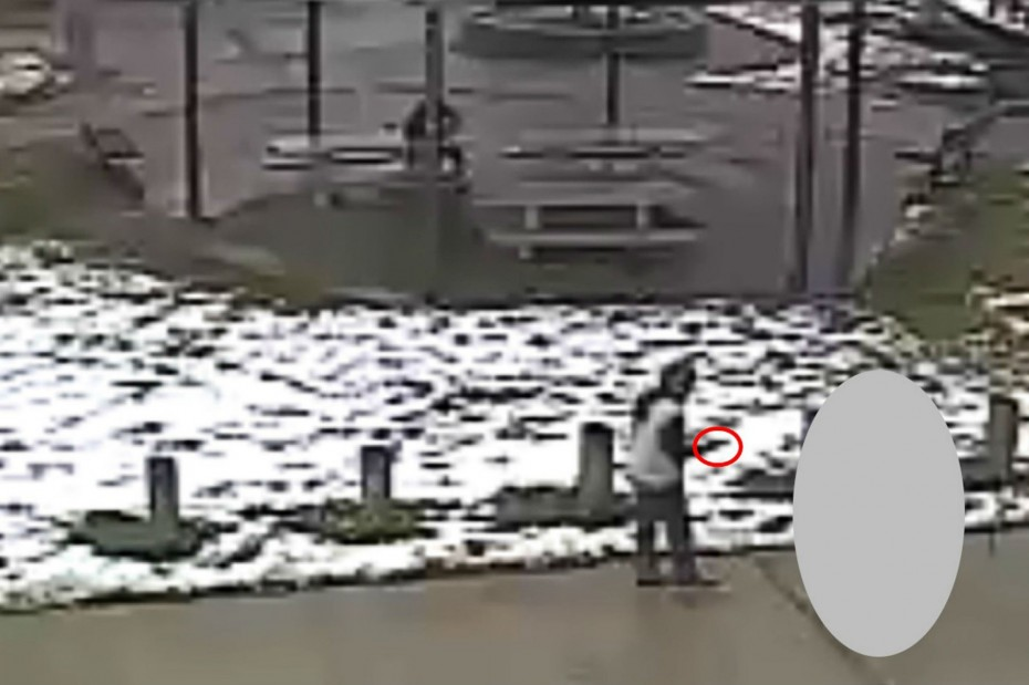 Tamir E. Rice, 12, is seen holding a toy gun at the Cudell Recreation Center in Cleveland, Ohio, in this still image from video released by the Cleveland Police Department November 26, 2014.