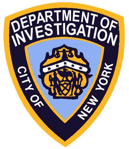 NYCdeptinvestigation