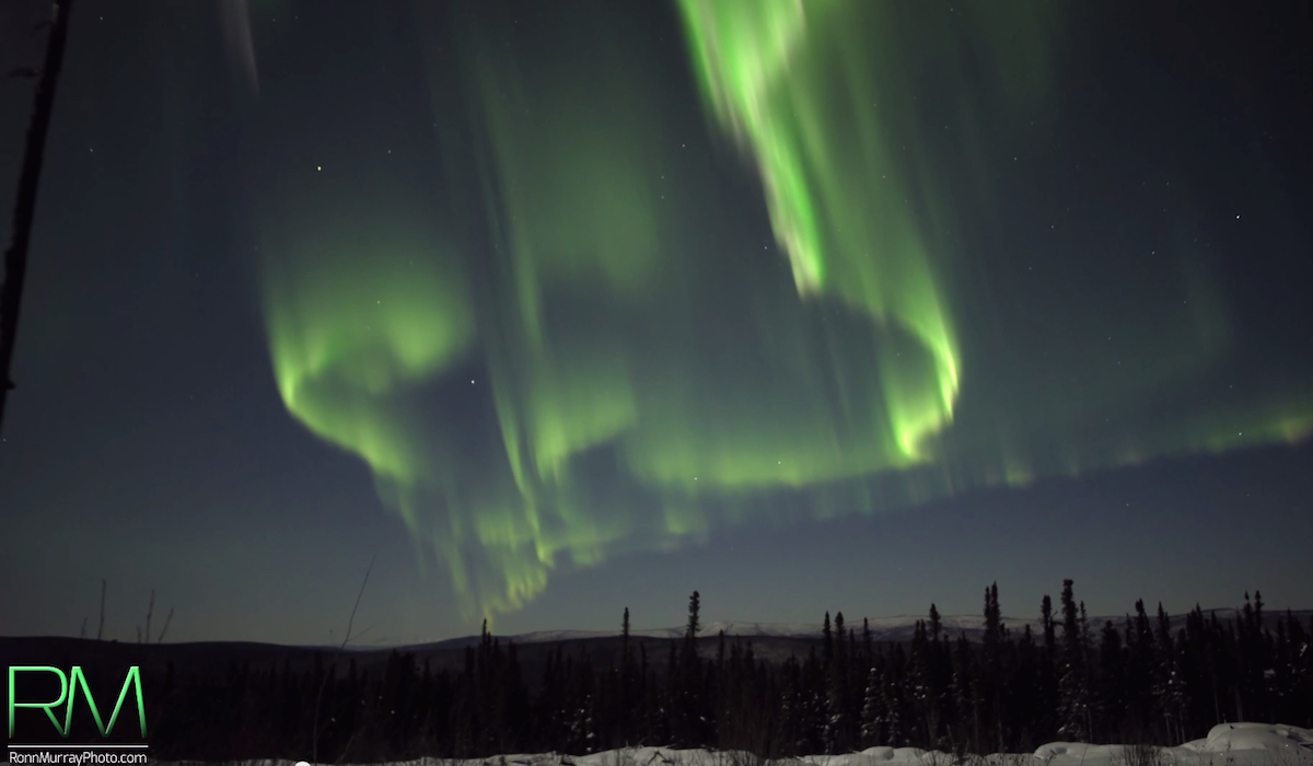 Watch the northern lights captured in real time in 4K - Boing Boing