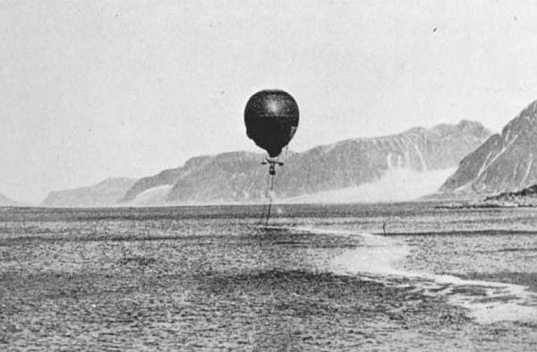Andree balloon