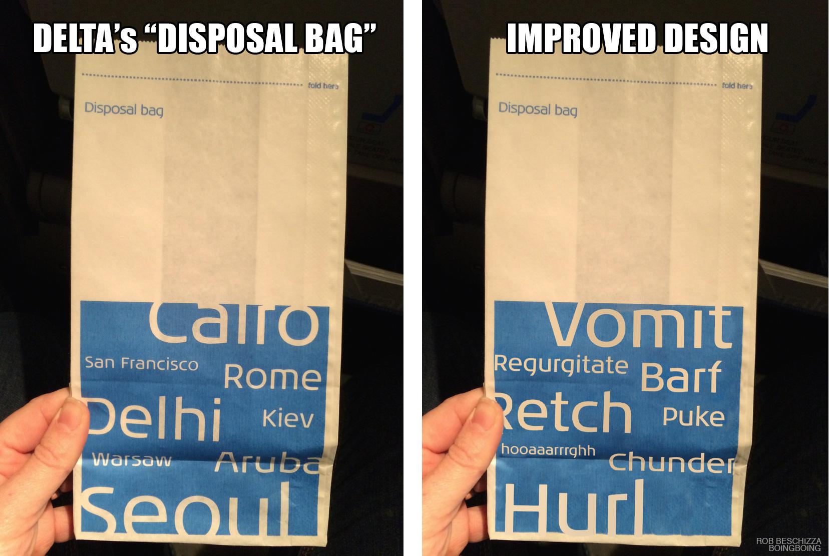 delta-bag