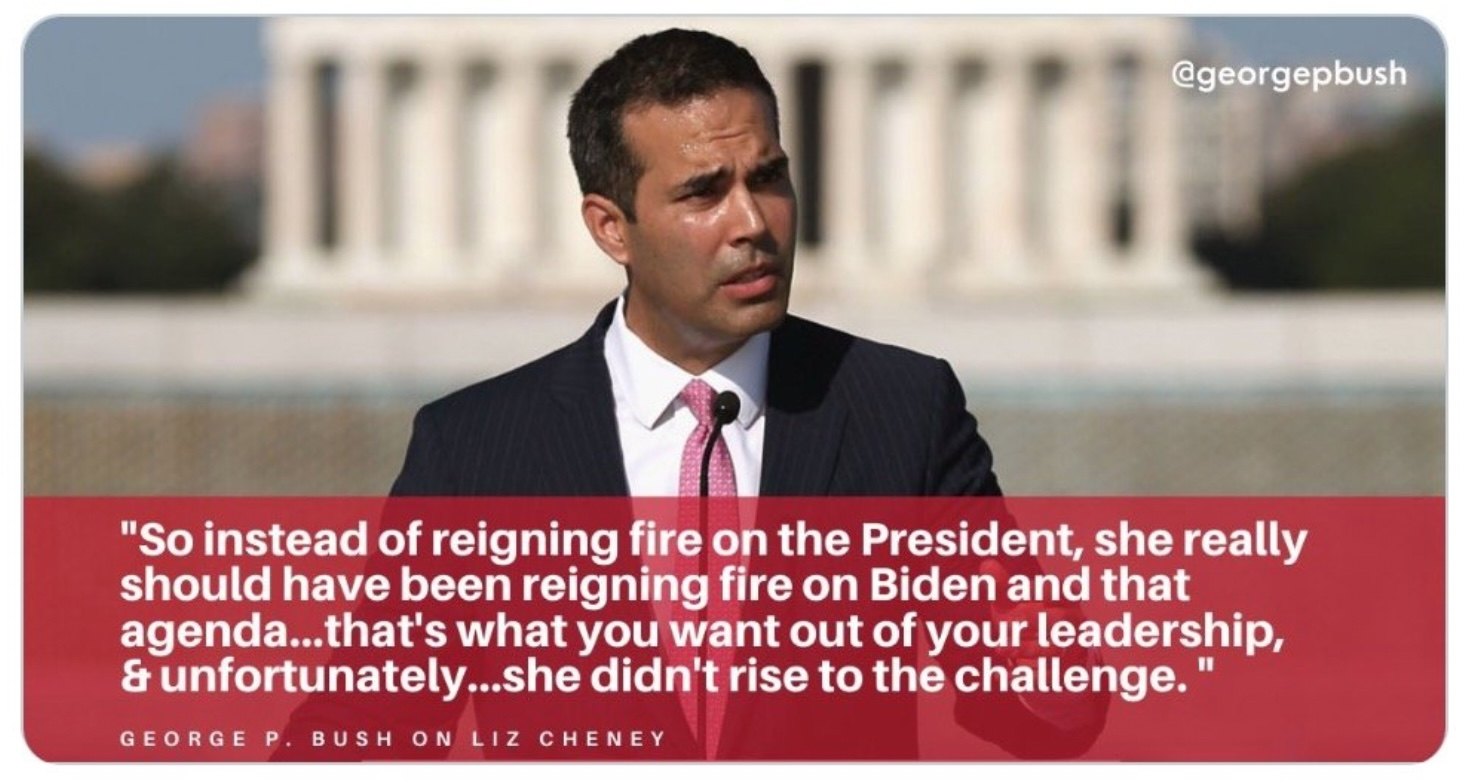 """Jeb son George P. Bush tries and fails twice to post the phrase """"raining fire""""   Boing Boing"""